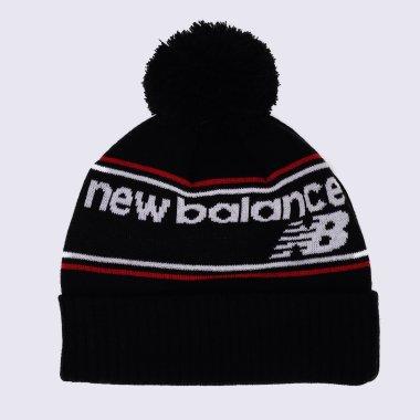Шапки newbalance Nb Sport Bobble - 127441, фото 1 - інтернет-магазин MEGASPORT