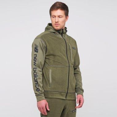 Кофти newbalance Sport Style Micro Fleece - 124844, фото 1 - інтернет-магазин MEGASPORT