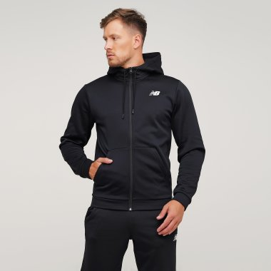 Кофты newbalance Tenacity Fleece - 119005, фото 1 - интернет-магазин MEGASPORT