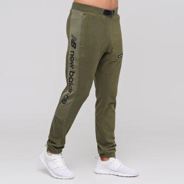 Спортивні штани newbalance Sport Style Micro Fleece - 124854, фото 1 - інтернет-магазин MEGASPORT