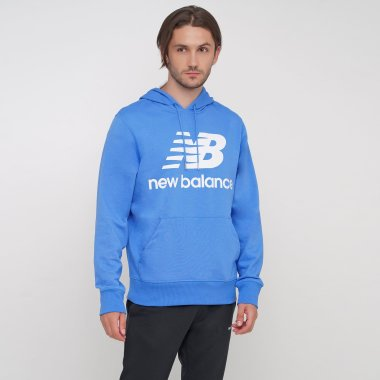 Кофти newbalance Essentials Stacked Logo Po - 124790, фото 1 - інтернет-магазин MEGASPORT