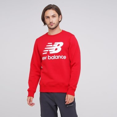 Кофти newbalance Essentials Brush Fleece - 124868, фото 1 - інтернет-магазин MEGASPORT