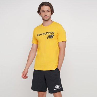 Футболки newbalance Nb Classic Core Logo - 124796, фото 1 - интернет-магазин MEGASPORT
