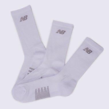 Шкарпетки newbalance Crew - Cushioned - 127458, фото 1 - інтернет-магазин MEGASPORT