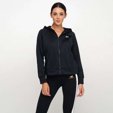 Кофты newbalance Relentless Tech Fleece Fz - 124871, фото 1 - интернет-магазин MEGASPORT