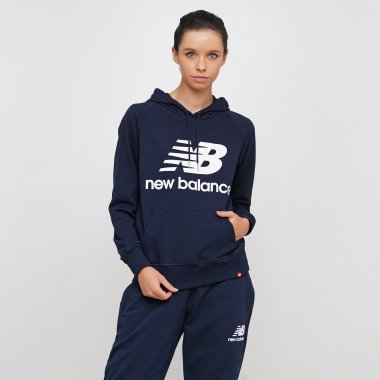 Кофты newbalance Essentials Pullover - 124809, фото 1 - интернет-магазин MEGASPORT