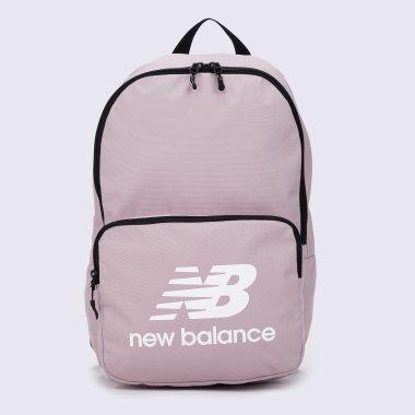 Рюкзаки newbalance Nb Team Classic - 134365, фото 1 - інтернет-магазин MEGASPORT