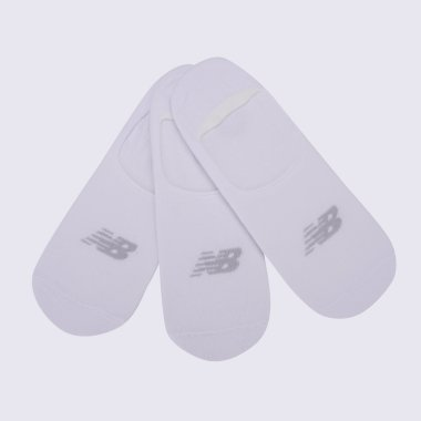 Шкарпетки newbalance Performance Cotton Unseen Liner 3 Pair - 123995, фото 1 - інтернет-магазин MEGASPORT