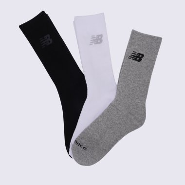 Шкарпетки newbalance Prf Cotton Cushioned Crew Socks 3 Pair - 134467, фото 1 - інтернет-магазин MEGASPORT