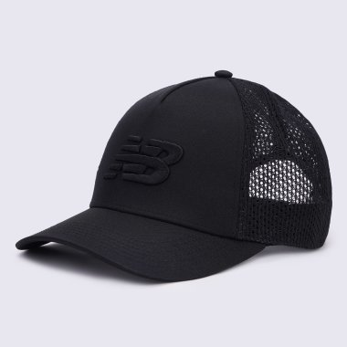 Кепки і Панами newbalance Nbf - Team Trucker Cap - 134371, фото 1 - інтернет-магазин MEGASPORT