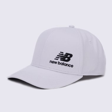 Кепки і Панами newbalance Nbf - Team Stacked Snapback - 134469, фото 1 - інтернет-магазин MEGASPORT