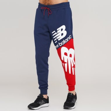 Спортивные штаны newbalance Nb Athletics Splice Pant - 129043, фото 1 - интернет-магазин MEGASPORT