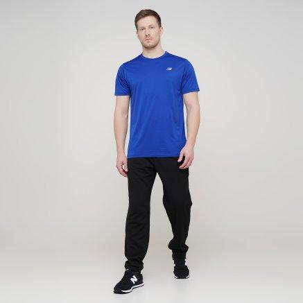 Спортивнi штани New Balance Core Knit Sp - 116762, фото 2 - інтернет-магазин MEGASPORT