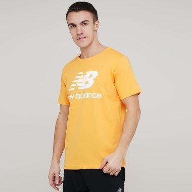 Футболки newbalance Ess Stacked Logo - 134282, фото 1 - інтернет-магазин MEGASPORT