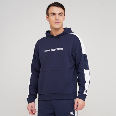Кофти newbalance Nb Athletics Fleece - 134298, фото 1 - інтернет-магазин MEGASPORT