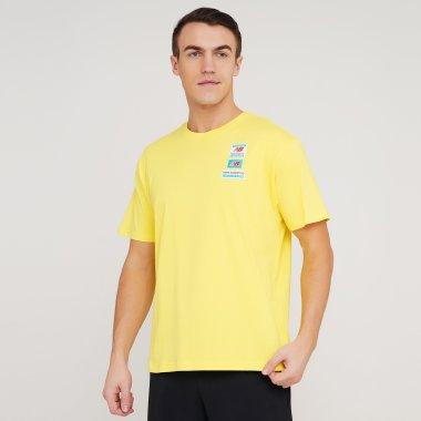 Футболки newbalance Nb Essentials Tag - 134303, фото 1 - интернет-магазин MEGASPORT