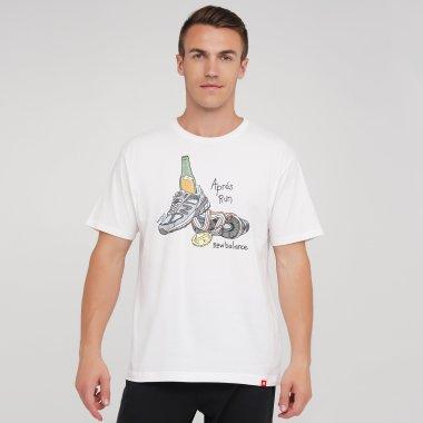 Футболки newbalance Nb Essentials Victory - 134307, фото 1 - интернет-магазин MEGASPORT