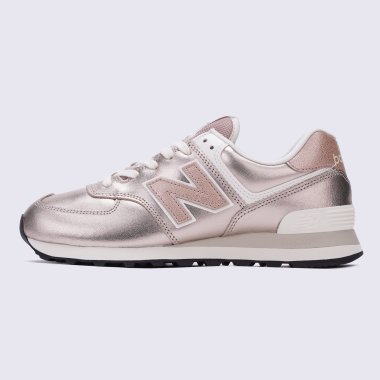 Кросівки newbalance Model 574 Metallic - 134396, фото 1 - інтернет-магазин MEGASPORT