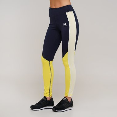 Лосини newbalance Nb Athletics Piping Legging - 134328, фото 1 - інтернет-магазин MEGASPORT