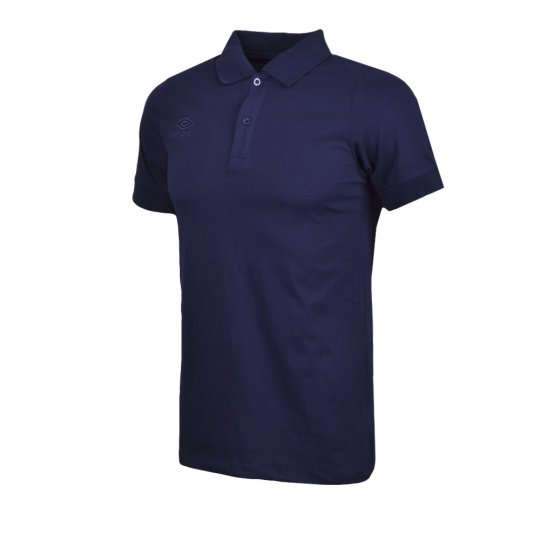 Поло Umbro Basic Jersey Polo - фото