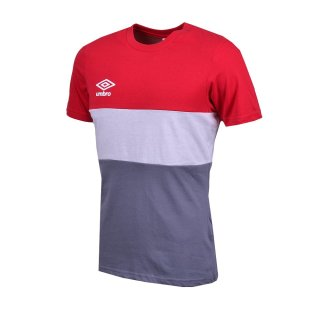 Футболка Umbro Sl Stripe Tee - фото 1