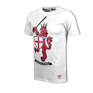 Футболка Umbro England Crest Tee - фото 1