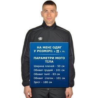 Куртка-вітровка Umbro Pro Training Shower Jacket - фото 7