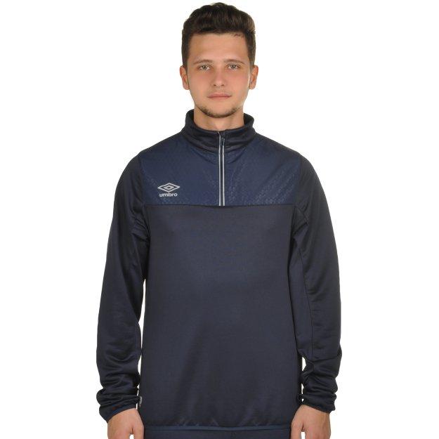 Кофта Umbro Custom Knitted Top - MEGASPORT