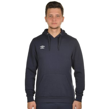 Кофти umbro Basic Overhead Hooded Sweat - 72783, фото 1 - інтернет-магазин MEGASPORT