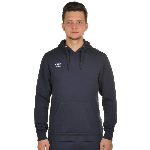 Кофта Umbro Basic Overhead Hooded Sweat - MEGASPORT
