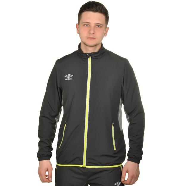 Кофта Umbro Edge Woven Jacket - MEGASPORT