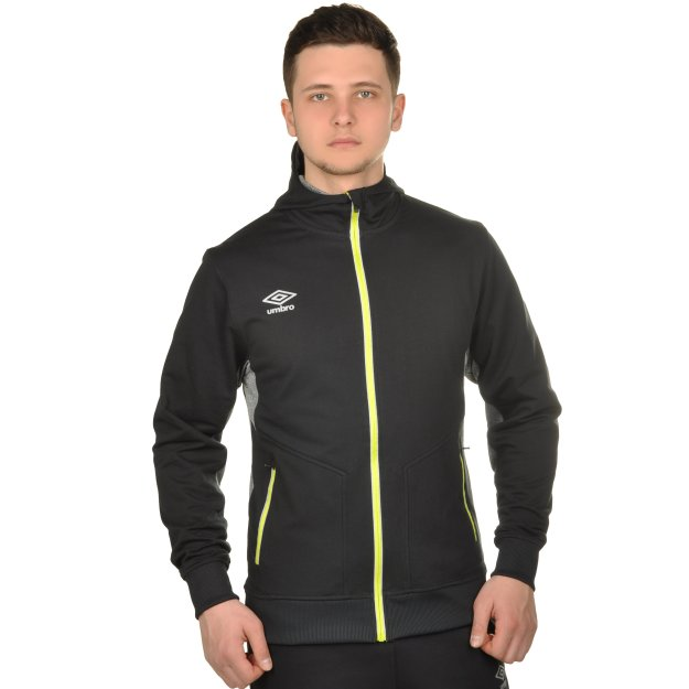 Кофта Umbro Edge Knit Jacket - MEGASPORT