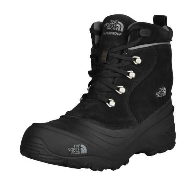 Черевики The North Face Youth Chilkat Lace 2 - MEGASPORT