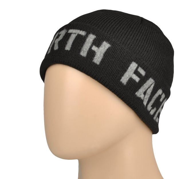 Шапка The North Face Tnf Felted Logo Beanie - MEGASPORT