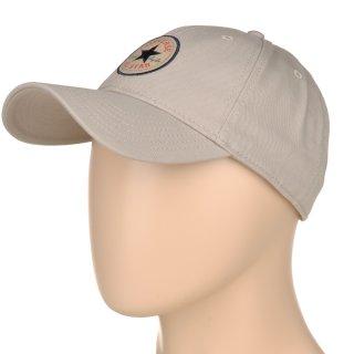Кепка Converse Core Cotton Twill Baseball Cap - фото 1