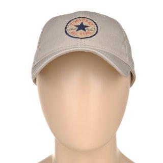 Кепка Converse Core Cotton Twill Baseball Cap - фото 5