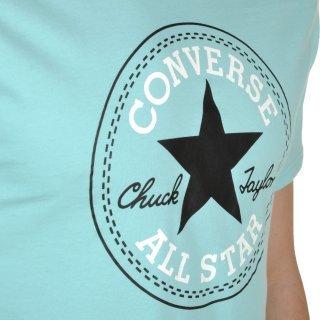 Футболка Converse Core Cp Crew Tee - фото 5