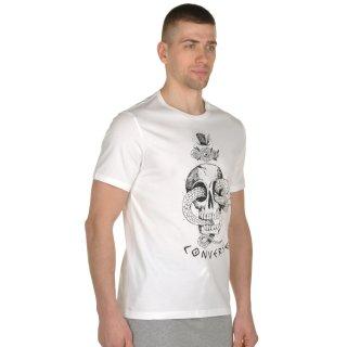 Футболка Converse Skull Tee - фото 4