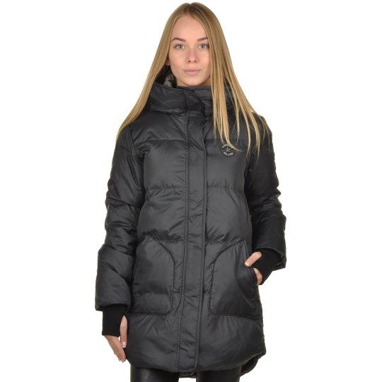 Куртка Converse Core Long Length Puffer - фото