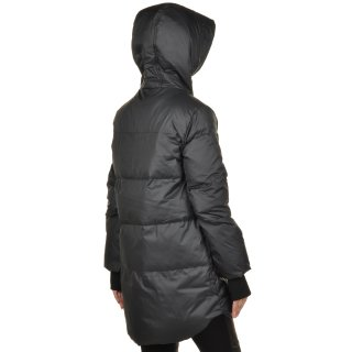 Куртка Converse Core Long Length Puffer - фото 3