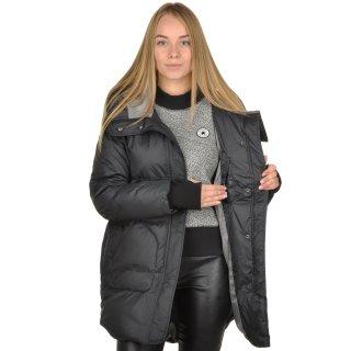 Куртка Converse Core Long Length Puffer - фото 6