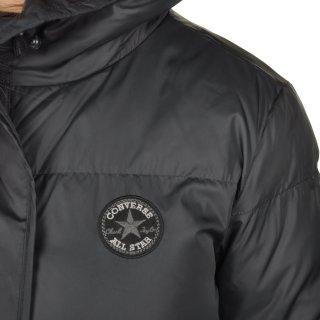 Куртка Converse Core Long Length Puffer - фото 7