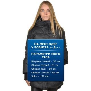 Куртка Converse Core Long Length Puffer - фото 10