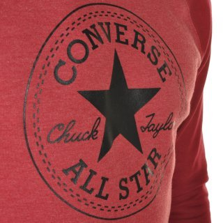 Кофта Converse Core Ext Tipped Rib Front Pkt Cp Crew - фото 6