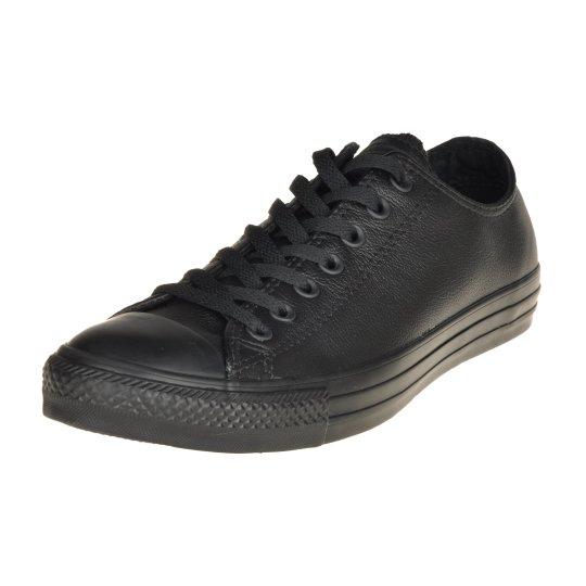 Кеди Converse Chuck Taylor All Star Leather - фото