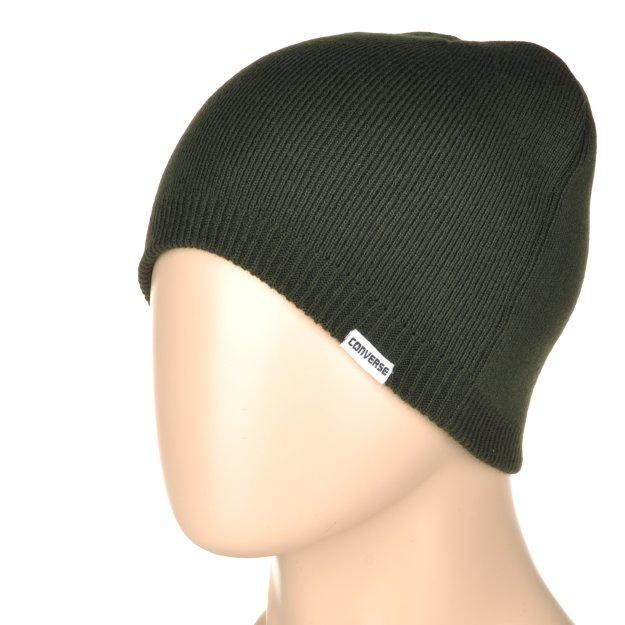 Шапка Converse Core Knit Beanie - MEGASPORT