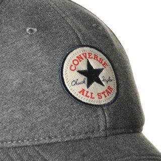 Кепка Converse Fleece Core Cap - фото 7
