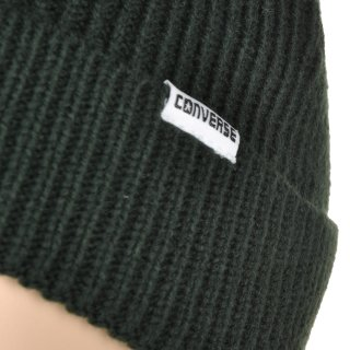 Шапка Converse Cons Short Dome Rib Watchcap - фото 7