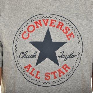 Футболка Converse Core Chuck Patch Tee - фото 5