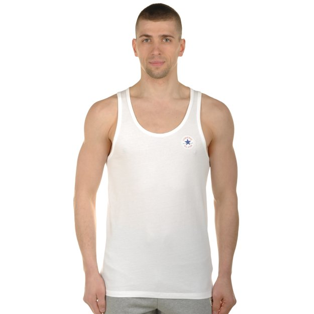 Майка Converse Core Left Chest Cp Tank - MEGASPORT